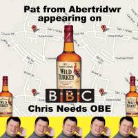 Pat From Abertridwr on BBC