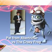 Pat from Abertridwr vs Crazy Frog Mashup