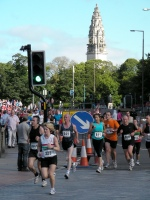 Cardiff 10k Marathon 2010