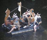 Llandaff Raft Race 2010