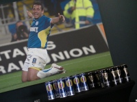Michael Chopra eyeing up beer
