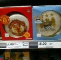manchester united manchester city 6 1 cakes