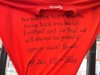 gary speed tribute