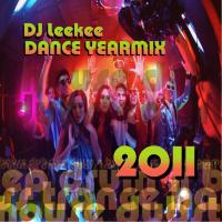 DJLeekeeDanceYearmix2011Front