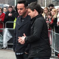 Ant and Dec at Britains Got Talent