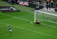 Athony Gerrard penalty at Wembley