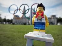 Lego Minifigures Team GB