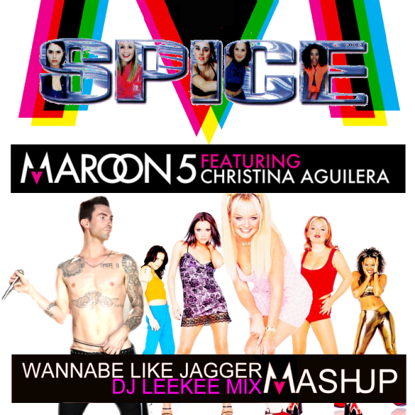Spice Girls vs Maroon5
