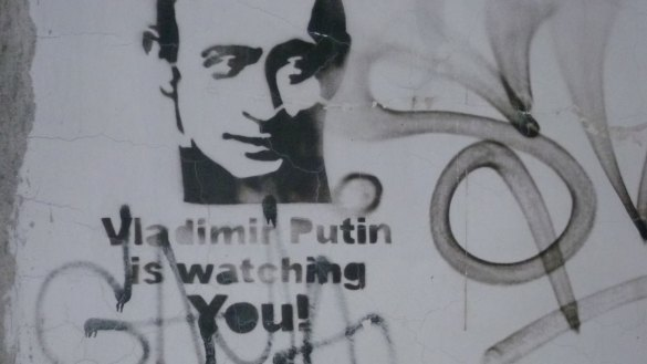 valadimir putin is watching