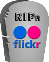 rip new flickr