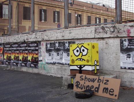 spongebob ruined me