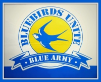 bluebirds unite logo