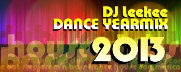 dance yearmix 2013 banner