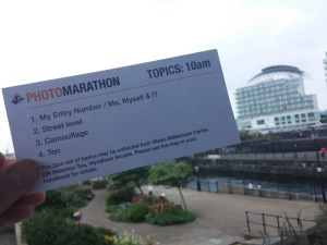 cardiff photomarathon 2014