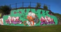 cvmk cardiff graffiti